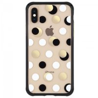 Case-Mate Wallpapers Black Metallic Dot iPhone Xs Max