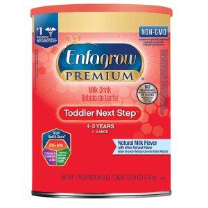 立减$5+包邮 不用去店里搬Costco网上 Enfagrow美赞臣 幼儿奶粉1040克超大罐