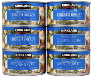 Kirkland Signature Chicken Breast 12.5 oz, 6-count