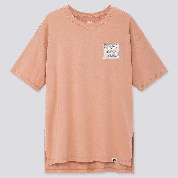 PEANUTS 70周年T恤