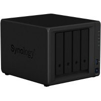 Synology DiskStation DS418 四盘位NAS