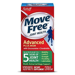 From $13.29 Move Free Advanced Ultra Triple Action Joint Supplement, 60 Count