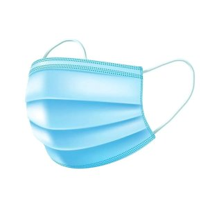 Disposable Face Masks Surgical mask For Home & Office - 3-Ply Breathable & Comfortable Filter Safety Mask - 50 PCS FDA - Monoprice.com
