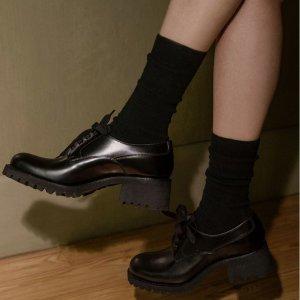 爆款Shannon链条小皮鞋£530Church's官网 经典英伦鞋靴春夏热门款推荐