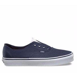 Vans 皮质休闲鞋