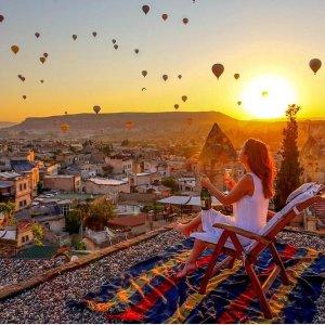 $2439起 含机票+酒店+游览8天土耳其伊斯坦布尔+卡帕多奇亚跟团游  纽约出发