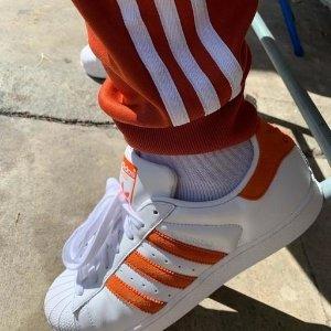 AdidasSuperstar 大童鞋