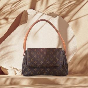 8折起+满额减£50  £225收老花钱包Louis Vuitton 二手中古包大促 必备经典老花 高端时尚