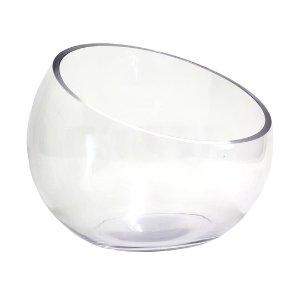 Ashland® Open Face Glass Vase