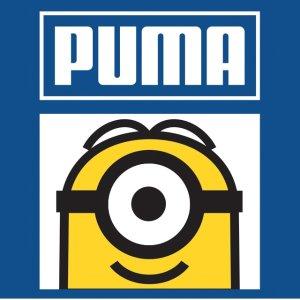 40% Off + Free ShippingPuma X Minions Collaboration @ PUMA
