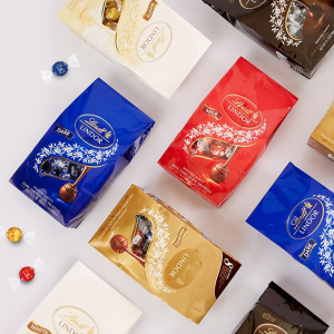 2 for $42LINDOR Chocolate Truffles 75 Pc on Sale