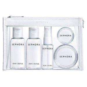 Sephora旅行分装瓶5件套