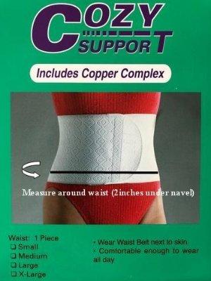 001 Waist Superior – Cozy Support