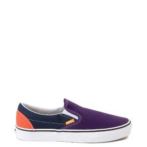 Vans一脚蹬帆布鞋