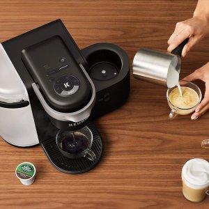 $99.99Keurig K-Cafe 单杯胶囊咖啡奶泡一体机