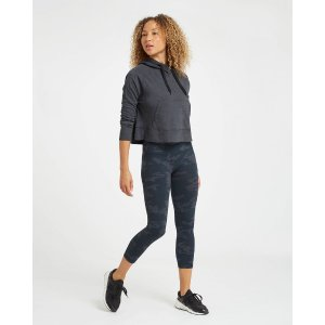 SpanxLook at Me Now Cropped Seamless Leggings