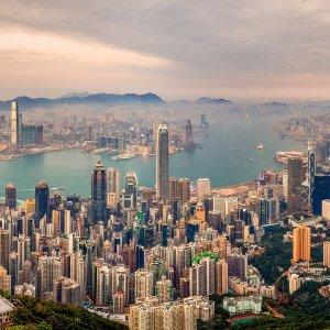 低至$455  日期广泛洛杉矶 - 中国香港直飞往返机票超低价