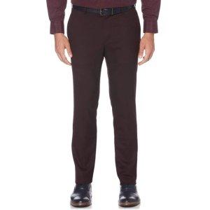 Perry EllisSlim Fit Stretch Washable Suit Pant