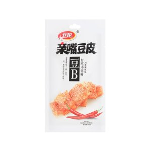 Weilong Kiss bean curd combination spicy dry tofu 60g
