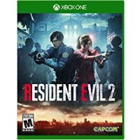 生化危机2 重制版 Xbox One 实体版