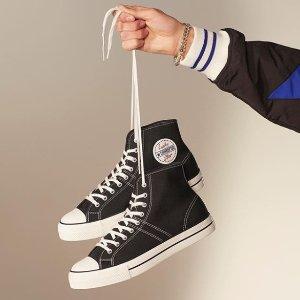 2双£80 仅限经典Chuck系列 情人心心款也参与~补货:Converse官网情人节活动 你才是最合我心意的鞋