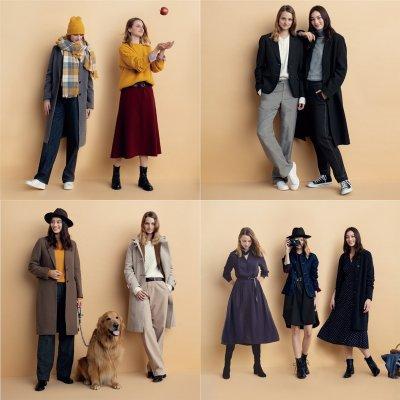 低至7折 £24就收超舒适毛衣Uniqlo X Ines de la Fressange 2019FW 部分款式限时闪促