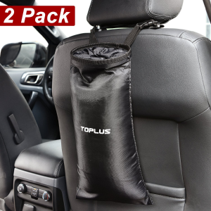 $10TOPLUS 2 PACK Extra Large Car Trash Bags
