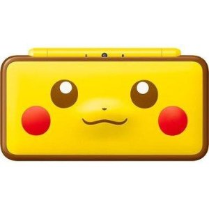 Nintendo New 2DS XL Pikachu Edition