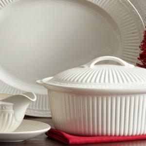 额外8折 部分餐具买3送1Mikasa 全场餐具、家居装饰品节前预热大促