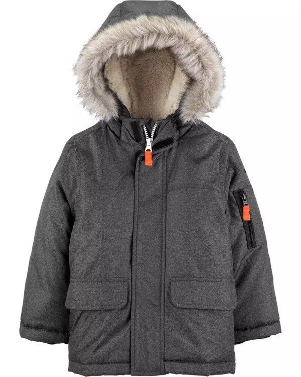 男婴、幼童保暖外套