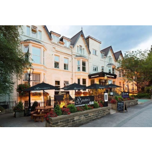 1晚£99起 2晚£149起 多个日期可选仅剩两天:绝美温泉小镇Harrogate四星级酒店热卖 赠早晚餐、葡萄酒、巧克力