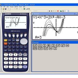 $29 (原价$75.99)卡西欧 Casio fx-9750GII 图形编程计算器