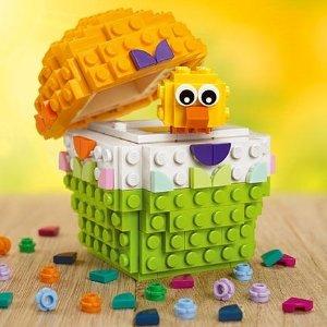 全场双倍积分+双份好礼折扣升级:LEGO®官网 三月热卖,菲亚特500、DOTS系列等大量上新
