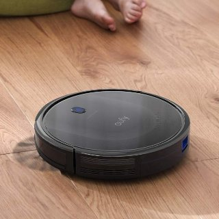 独家:eufy RoBoVac 11S Max 超薄扫地机器人,美亚4.6星推荐