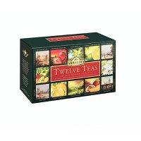 Ahmad Tea 茶包 12种口味 60包装