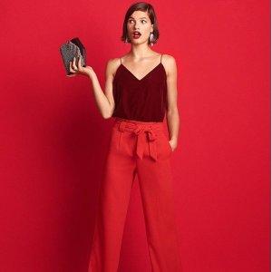 Buy One Get One 50% OffWomen's Dress Pnats Sale @ Express