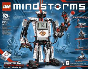 $319.88(原价$399.99) 国内售价4699罕见打折:Lego MINDSTORMS EV3机器人,超酷炫可编程,训练儿童脑力