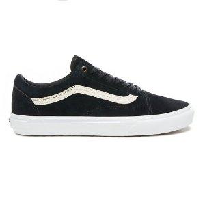 Vans防水麂皮经典款板鞋