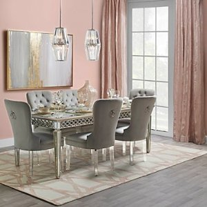 Pali Panels - Blush | Blush Jameson Bedroom Inspiration | Bedroom | Inspiration | Z Gallerie