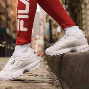 Up to 25% OffFila Disruptor II Shoes @ Kids Footlocker