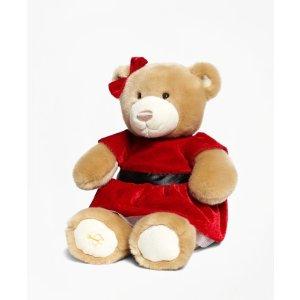 Brooke® Holiday Bear - Brooks Brothers