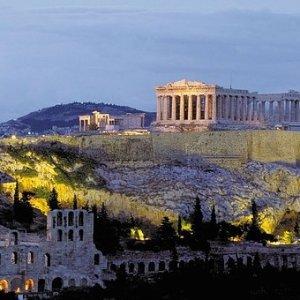 $999起 含机票+酒店+餐饮+游览希腊8天旅行套餐 游览雅典+奥林匹亚+德尔菲