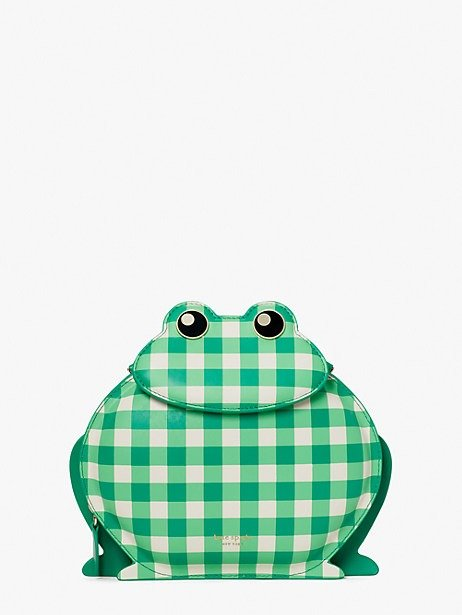 小青蛙链条包