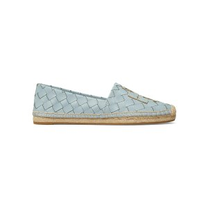 Tory BurchInes Woven Leather Espadrilles