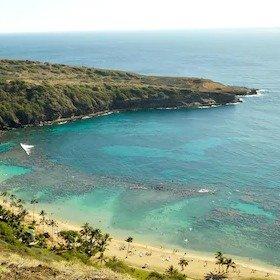 夏威夷欧鹄岛环岛游