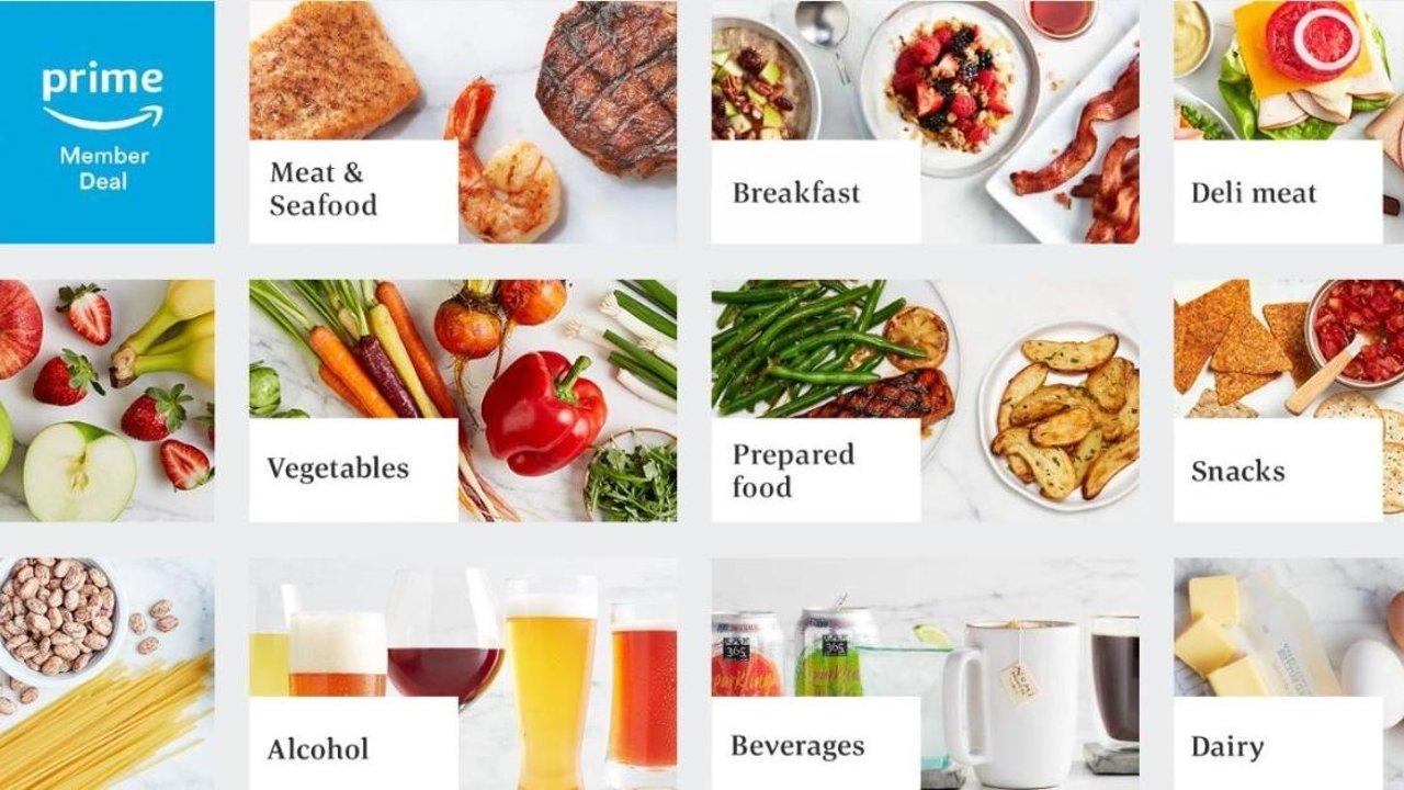 美国超市便利服务|Whole Foods Market x Amazon, 吃到最新鲜健康的食材(附50+个商品推荐)