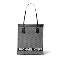 Michael Kors logo tote包包