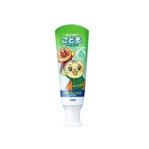 满$307减$27日本狮王 面包超人牙膏-哈密瓜 - 40g