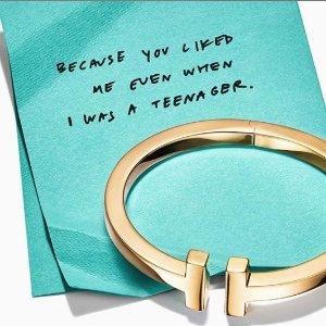 $2500起 戳中你内心的那一抹少女蓝Tiffany&Co. 唤起你心里的爱的精美饰品热卖
