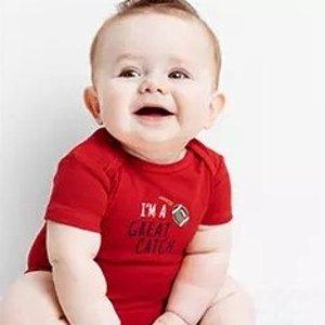 全场包邮 清仓区3折起 新品低至4.5折Carter's童装官网  全新新生宝宝系列,基础实用都在这里